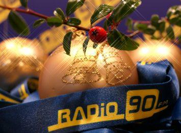 Zadzwoń do Radia 90. Zbliżamy na święta!