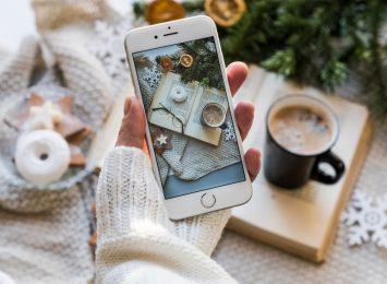 Świąteczne aplikacje. Sprawdź, co potrafi Twój smartfon