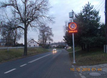 Tablice mierzą prędkość w Jastrzębiu