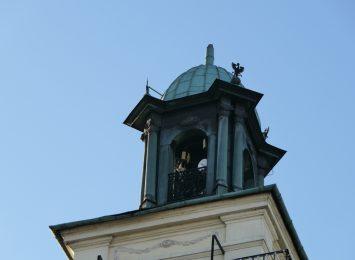 Cieszyn: Remont wieży ratusza w tym roku