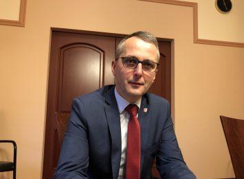 Dariusz Polowy: ''Jestem spokojny o finanse Raciborza''