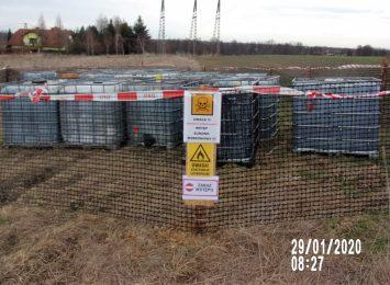 Śląsk Cieszyński: Tysiące litrów odpadów. Kto je podrzuca?