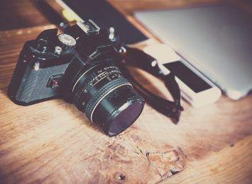 Praca studyjna i fotografia kreacyjna. Warsztat fotograficzny w Domu Kultury Chwałowice