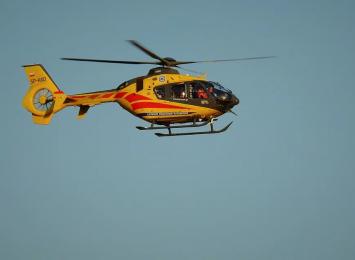 Ciągnik siodłowy potrącił kobietę w Wodzisławiu Śląskim