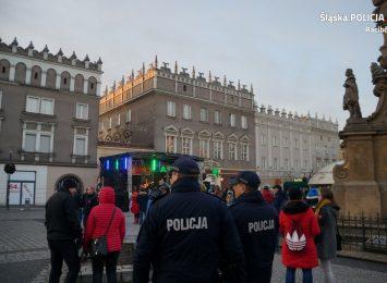 Policja z Raciborza o finale WOŚP 2020: Było bezpiecznie