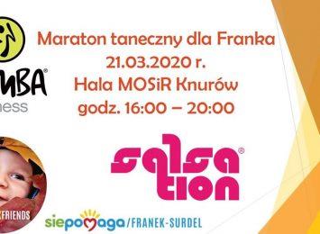 Charytatywny Maraton taneczny w Knurowie