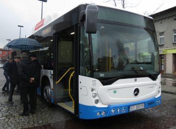 W Rybniku kupili autobusy na gaz, ale tankować będą w Tychach [FOTO]