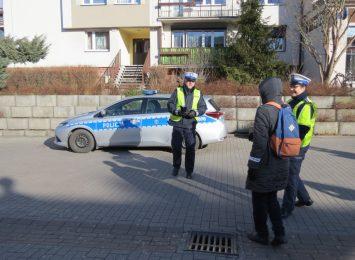 Odblaskowi rybniczanie! Akcja policji w centrum miasta
