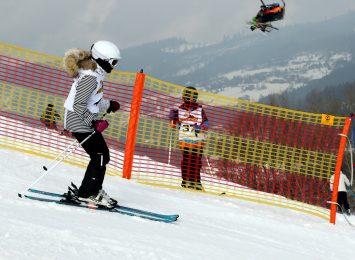 Zawody narciarskie o Puchar Prezydenta Rybnika [FOTO]
