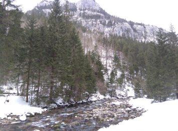 Śnieg dalej pada w Beskidach. Obowiązuje trzeci stopień zagrożenia lawinowego