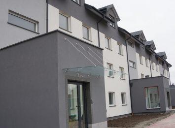 Mieszkania przy Łąkowej w Raciborzu prawie gotowe