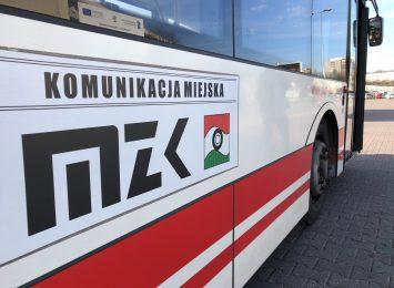 Najnowsze informacje z MZK. Więcej autobusów w drodze do pracy