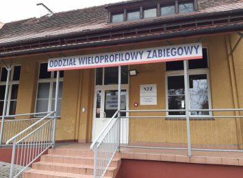 Oddział wieloprofilowy w szpitalu w Knurowie