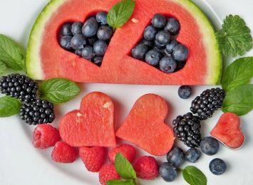 Owoce z niską zawartością węglowodanów