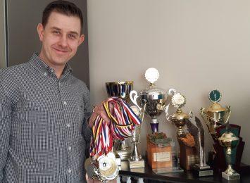 Strażak-modelarz z Żor przywozi nagrody z całej Europy [FOTO]