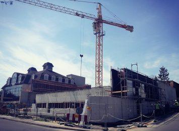 Jest szansa na dokończenie sali koncertowej w Jastrzębiu-Zdroju