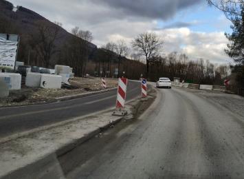 Są plany poszerzenia drogi z Ustronia do Wisły [WIDEO]