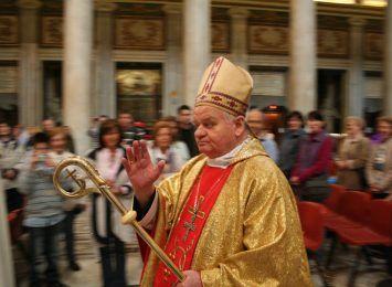 Emerytowany biskup bielsko-żywiecki ukarany przez Watykan