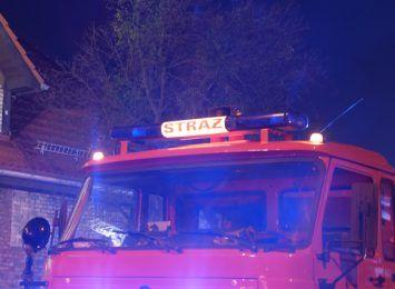 Pożar w familoku przy ul. Słowackiego w Czerwionce- Leszczynach. Nie żyje jedna osoba