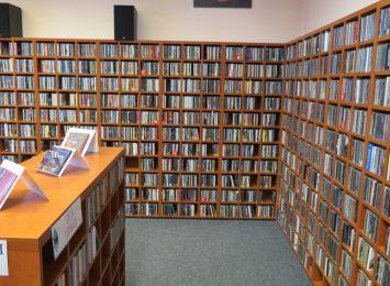 Rybnik: Wiemy, gdzie przeniosą zbiory muzyczne i audiobooki