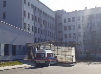 Organizują oddział covidowy w Wodzisławiu