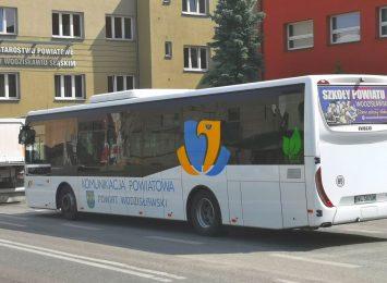 Roboty drogowe w powiecie wodzisławskim