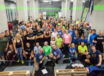CrossFit Black Ground trenuje w sieci [WIDEO]