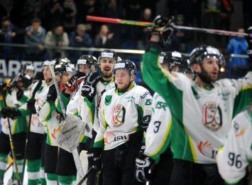 JKH GKS Jastrzębie w półfinale Polskiej Hokej Ligi