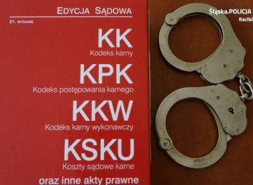 Okradła seniorkę w Kuźni Raciborskiej. Jest w rękach policji