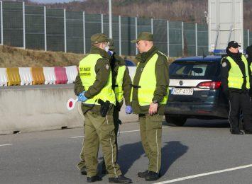Koronawirus: Granice zamknięte do 13 kwietnia