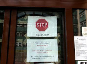Rzecznik szpitala w Rybniku: Na dziś jesteśmy zabezpieczeni