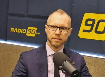 Poranny gość Radia 90: Michał Dudek [WIDEO]