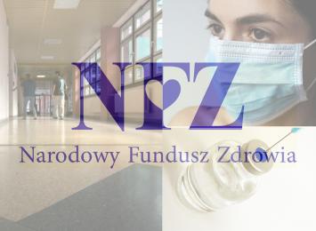 Konsultacje w Narodowym Funduszu Zdrowia wydłużone do piątku