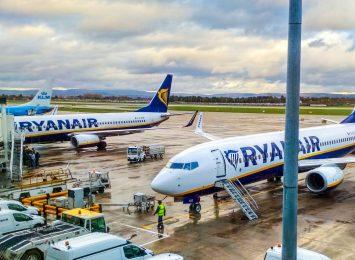Zupełnie inny okres przedświąteczny na lotnisku w Pyrzowicach