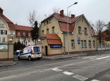 Lekarka ze szpitala w Knurowie zarażona COVID-19