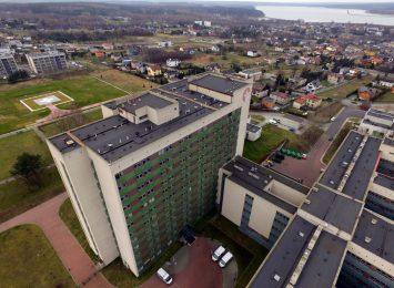 Nowa strefa izolacji w szpitalu w Rybniku