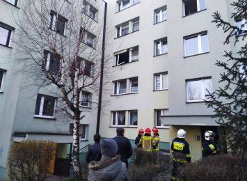 Wybuch gazu w Pszowie [LIVE,FOTO]