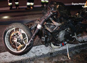 Śmiertelny wypadek w Krzyżanowicach