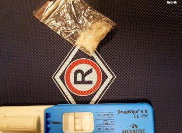 Rybnik: narkotyki w samochodzie