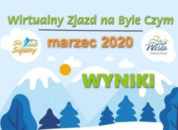 Wisła: Wyniki Wirtualnego Zjazdu na Byle Czym!