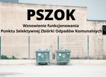 PSZOK w Godowie rusza od poniedziałku (27.04)