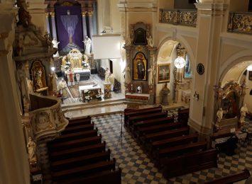 Msze święte i nabożeństwa on-line [LIVE]