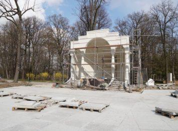 Jastrzębie: Park zachwyci nas już w maju