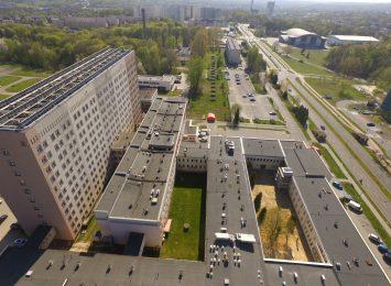 Szpital w Jastrzębiu-Zdroju stanie do walki z koronawirusem. Wypróbują nową metodę