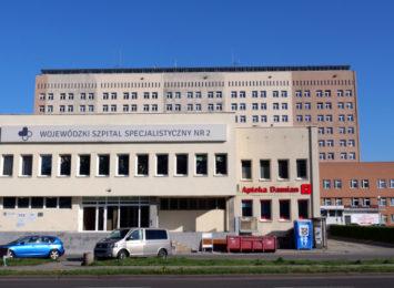 Brak oddziału covidowego w jastrzębskim szpitalu. Kto podjął taką decyzję i dlaczego?
