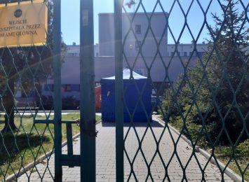 Koronawirus: Kolejne oddziały zamknięte w wodzisławskim szpitalu