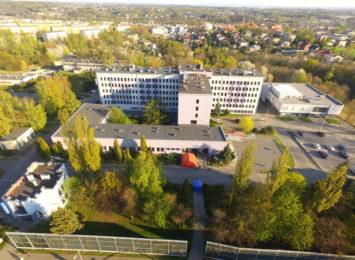 Zarażenie koronawirusem w wodzisławskim szpitalu