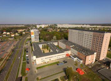 Szpital w Jastrzębiu z łóżkami dla chorych na Covid- 19. Co z innymi szpitalami?