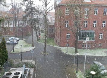 Zima lubi kwiecień!
