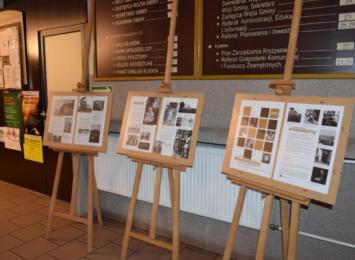 Wystawa na 100. rocznicę urodzin Karola Wojtyły w Mszanie
